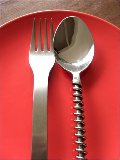 Eating Utensils - Spoon and Fork