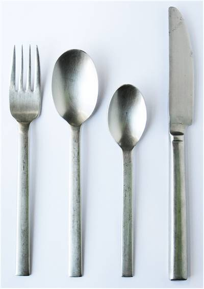 Cutlery History - Fork, Spoons and Knife